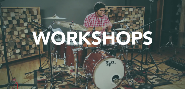 Drumles workshop